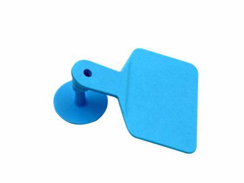 Blue Cattle Ear Tags