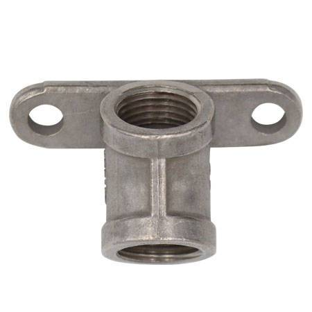 stainless steel 45 degree connector