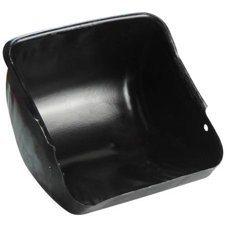 Cast iron pig feeding trough