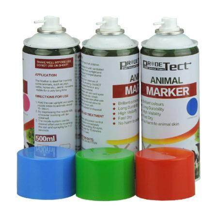 spray marker