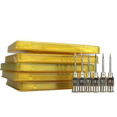 veterinary hypodermic syringe needles